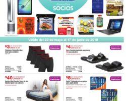 Shopper Costco 23 de Mayo al 17 de Junio de 2018