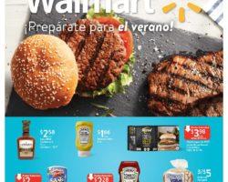 Shopper Walmart 18 de Mayo al 5 de Junio de 2018