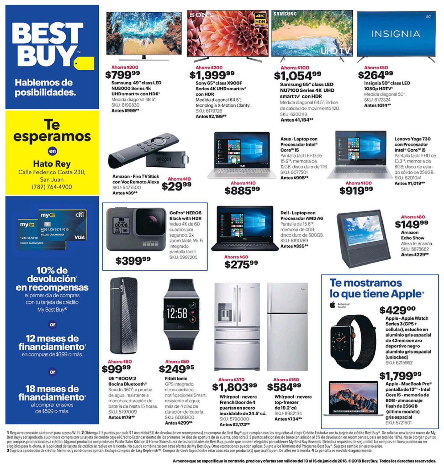 Shopper Best Buy 10 de Junio al 16 Junio de 2018