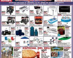 Shopper Kmart 15 de Junio al 16 de Junio de 2018