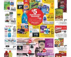 Shopper de CVS 12 de Agosto al 18 Agosto de 2018