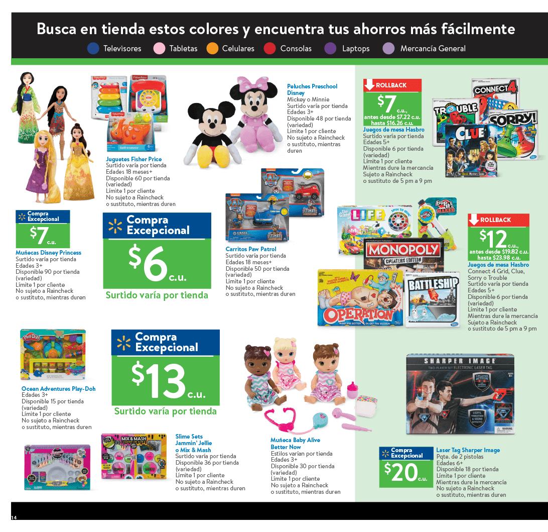 Shopper Walmart Black Friday 2018