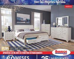 Shopper Mueblerías Berríos 10 de Enero al 23 de Enero de 2019
