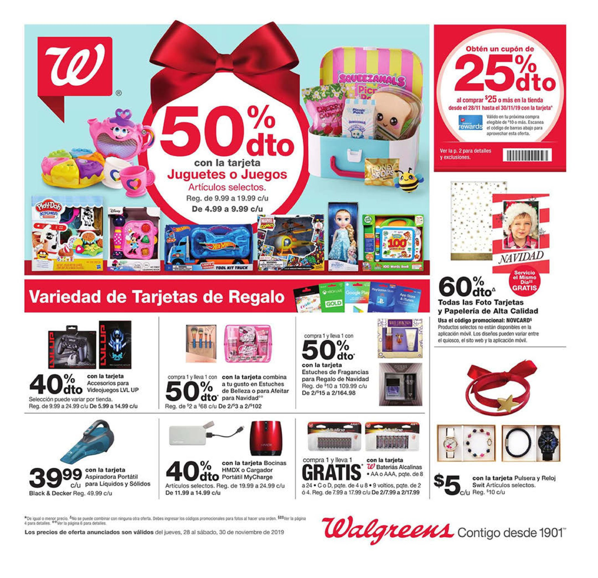 Shopper Walgreens Black Friday 2019