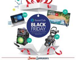 Shopper Sam's Club Black Friday 2018 23 Noviembre de 2018