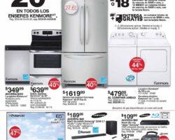 Shopper Sears 2 de Diciembre al 8 Diciembre de 2018