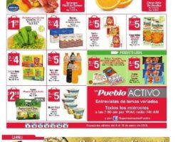 Shopper Pueblo 9 de Enero al 15 de Enero de 2019