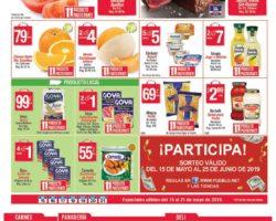 Shopper Pueblo 15 de Mayo al 21 de Mayo de 2019
