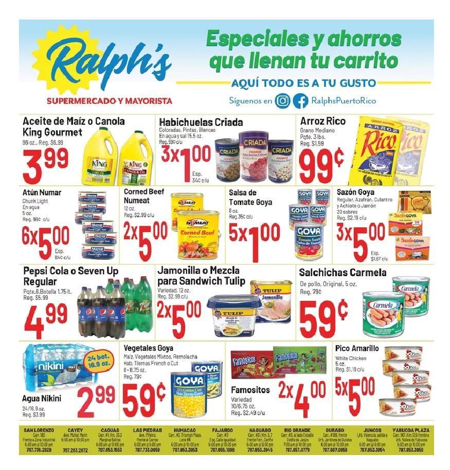 Shopper Ralph's 23 de Mayo al 29 de Mayo de 2019