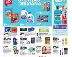 Shopper de Walgreens 7 de Julio al 13 de Julio de 2019