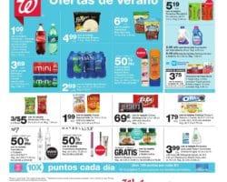Shopper de Walgreens 14 de Julio al 20 de Julio de 2019