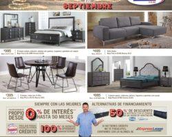Shopper Mueblerías Berríos 19 de Septiembre al 25 de Septiembre de 2019