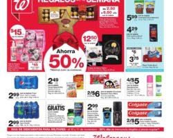Shopper de Walgreens 10 de Noviembre al 16 de Noviembre de 2019