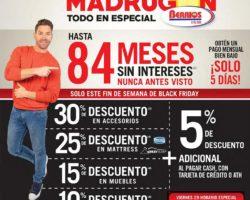 Shopper Mueblerías Berríos 27 de Noviembre al 2 de Diciembre de 2019