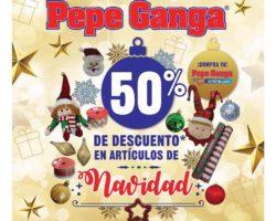Shopper Pepe Ganga 9 de Diciembre de 2019 al 5 de Enero de 2020
