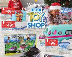 Shopper Walmart 1 de Noviembre al 24 de Dicembre de 2019