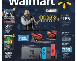 Shopper Walmart 8 de Noviembre al 20 de Noviembre de 2019
