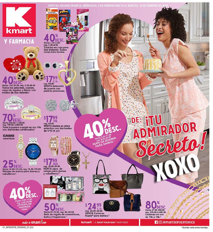 Shopper Kmart 5 de Febrero al 18 de Febrero de 2020