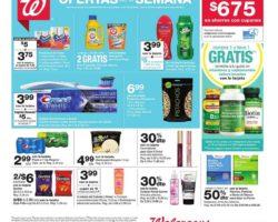 Shopper de Walgreens 19 de Enero al 25 de Enero de 2020