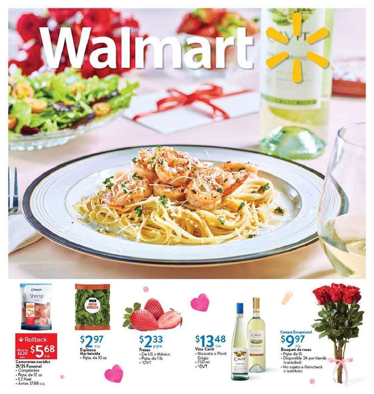 Shopper Walmart 5 de Febrero al 18 de Febrero de 2020