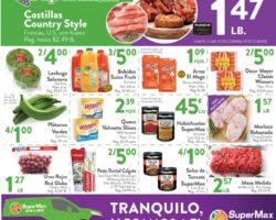 Shopper SuperMax 1 de Abril al 14 de Abril de 2020