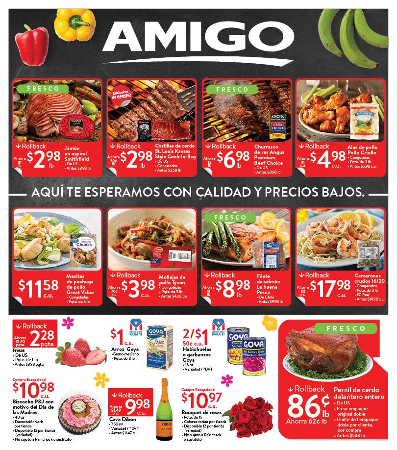 Shopper Amigo 7 de Mayo al 20 de Mayo de 2020
