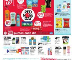 Shopper de Walgreens 17 de Mayo al 23 de Mayo de 2020