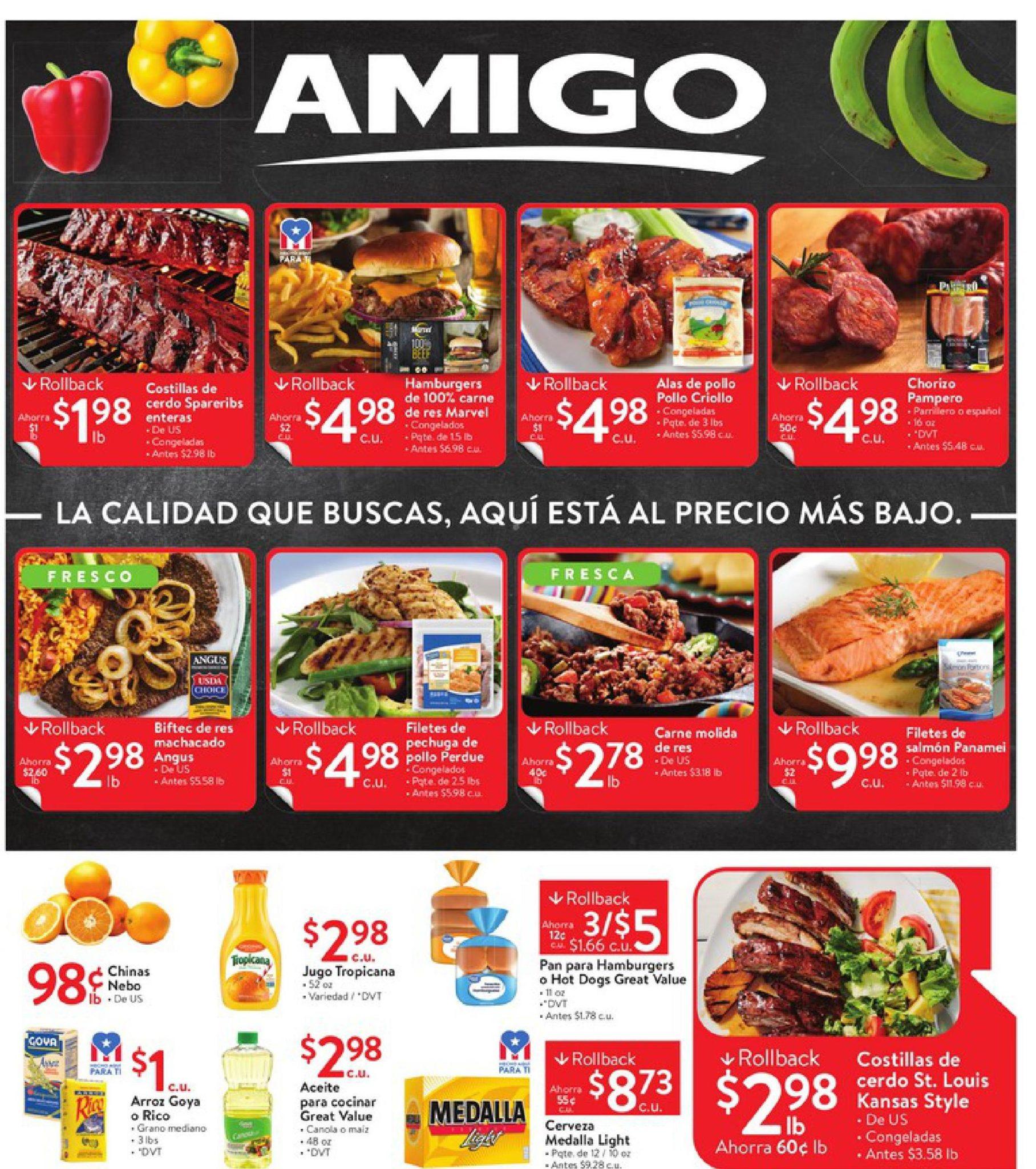 Shopper Amigo 21 de Mayo al 3 de Junio de 2020