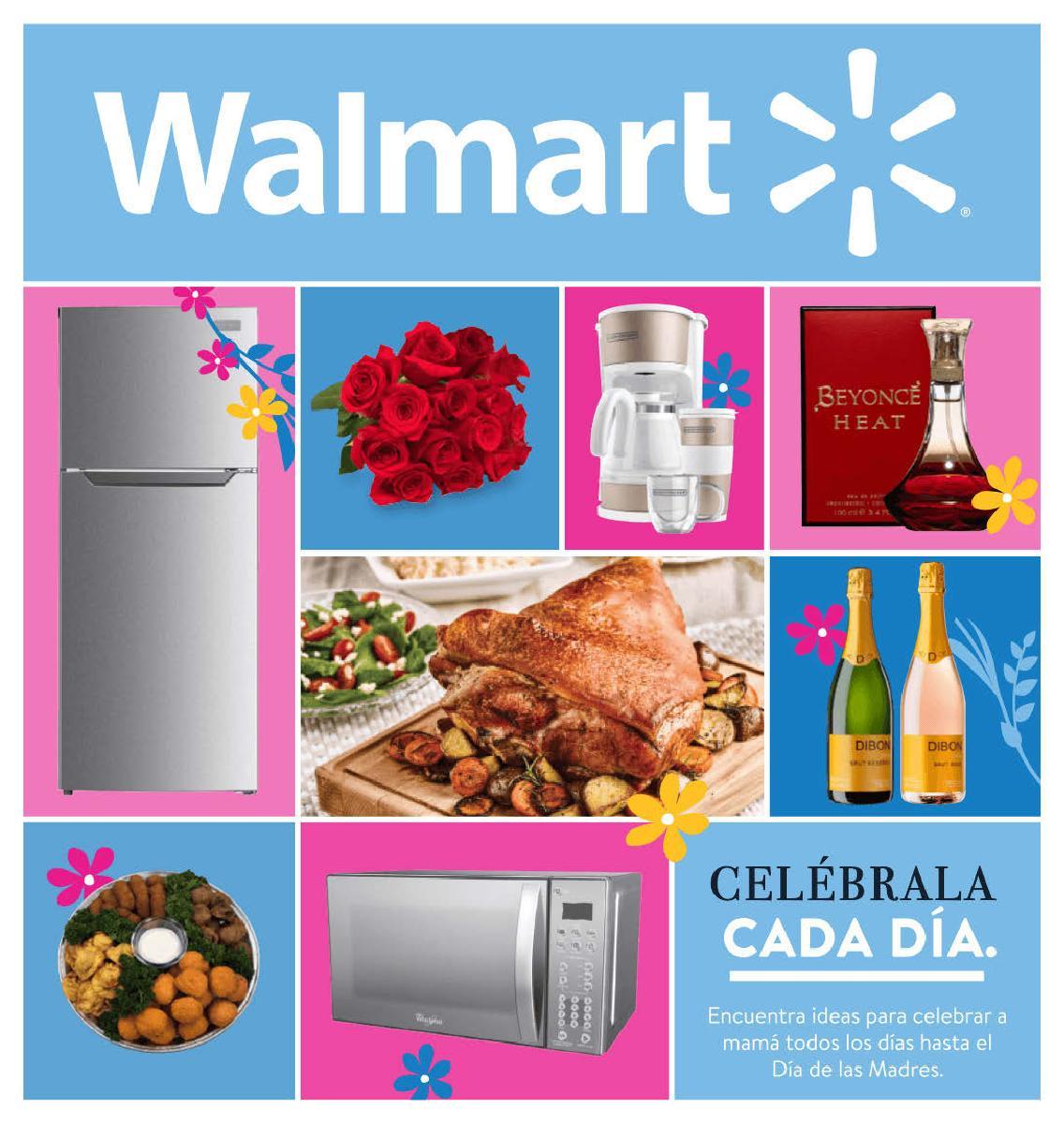 Shopper Walmart 6 de Mayo al 19 de Mayo de 2020