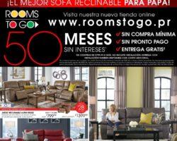 Shopper Rooms to Go 19 de Junio al 6 de Julio de 2020