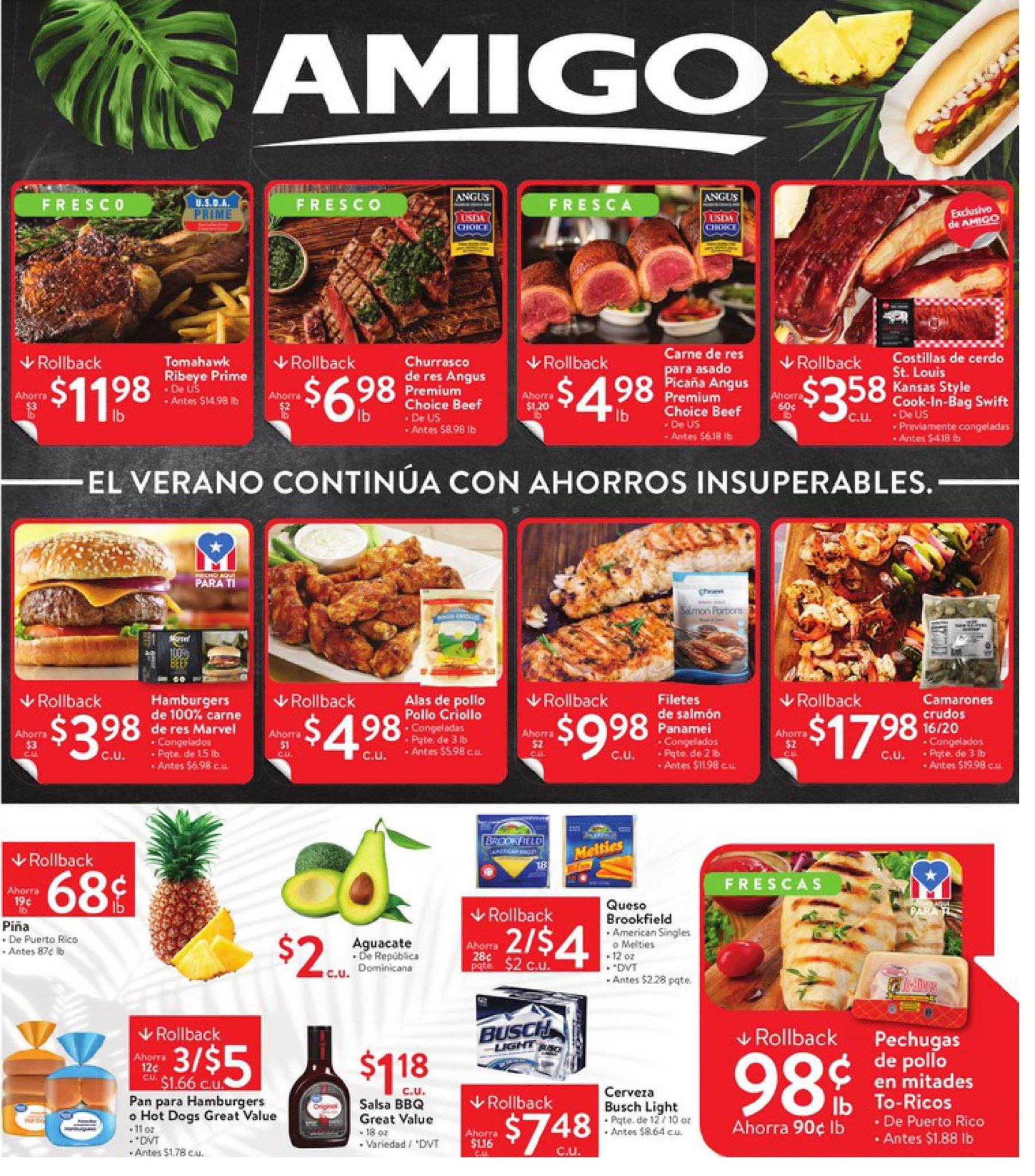 Shopper Amigo 2 de Julio al 15 de Julio de 2020