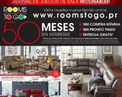 Shopper Rooms to Go 27 de Mayo al 1 de Junio de 2020