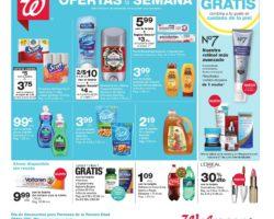 Shopper de Walgreens 31 de Mayo al 6 de Junio de 2020