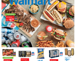 Shopper Walmart 1 de Julio al 14 de Julio de 2020
