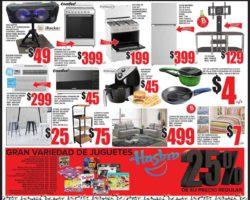 Shopper Bargain City 27 de Noviembre al 29 de Noviembre de 2020. Black Friday!
