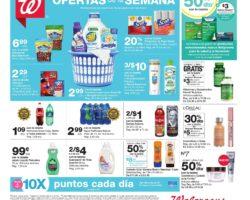 Shopper de Walgreens 12 de Julio al 18 de Julio de 2020