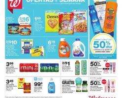 Shopper de Walgreens 19 de Julio al 25 de Julio de 2020