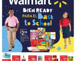 Shopper Walmart 24 de Junio al 5 de Agosto de 2020
