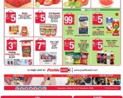 Shopper Pueblo 1 de Julio al 7 de Julio de 2020