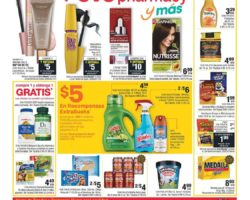 Shopper de CVS 2 de Agosto al 8 de Agosto de 2020