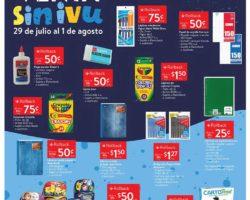 Shopper Walmart 29 de Julio al 1 de Agosto de 2020