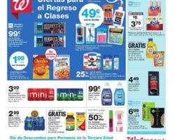 Shopper de Walgreens 2 de Agosto al 8 de Agosto de 2020