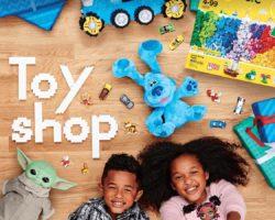 Shopper Walmart 1 de Noviembre al 24 de Dicembre de 2020. Catálogo de Juguetes
