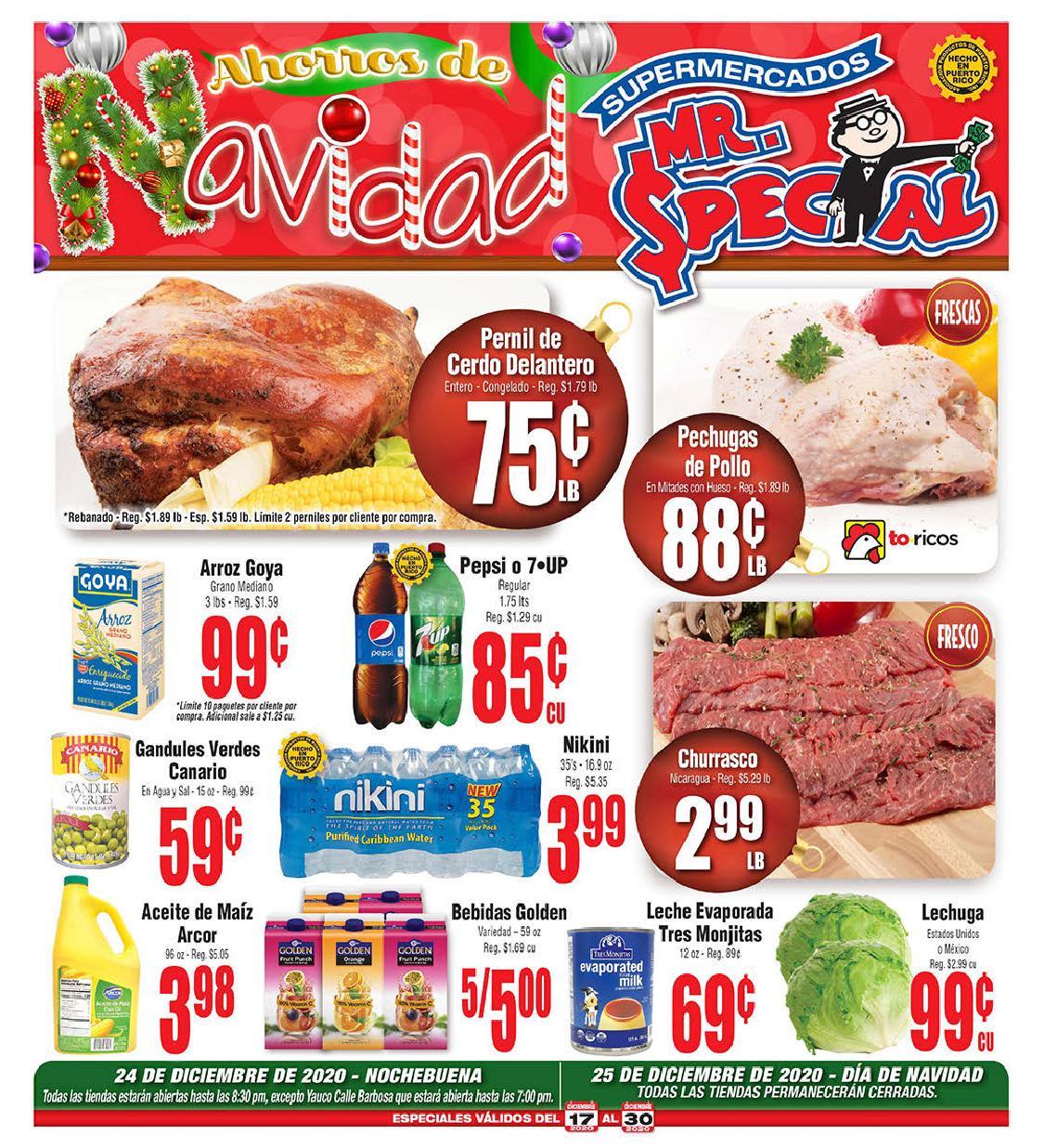 Shopper Mr Special 16 de Diciembre al 30 de Diciembre de 2020