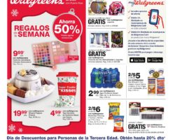 Shopper de Walgreens 29 de Noviembre al 5 de Diciembre de 2020
